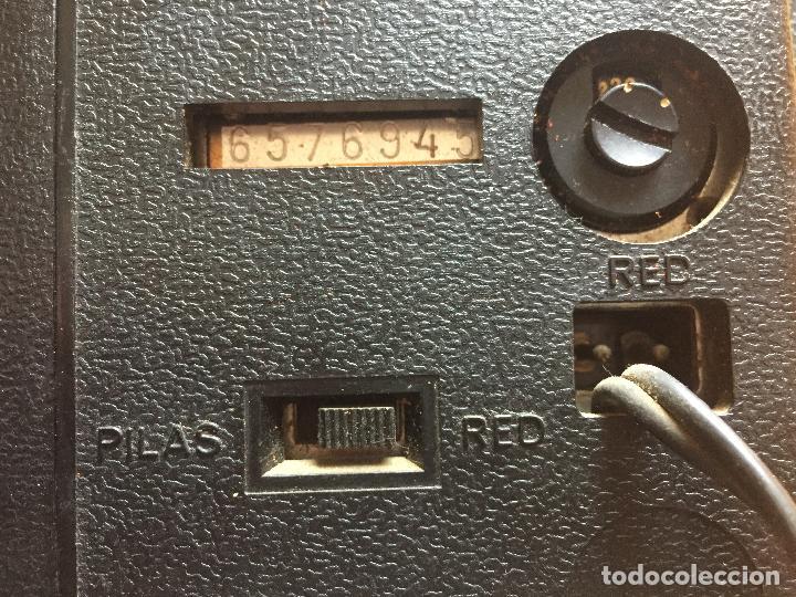 Radios antiguas: RADIO INTER NIZA II, VINTAGE AÑOS 70 LEER - Foto 11 - 120912335