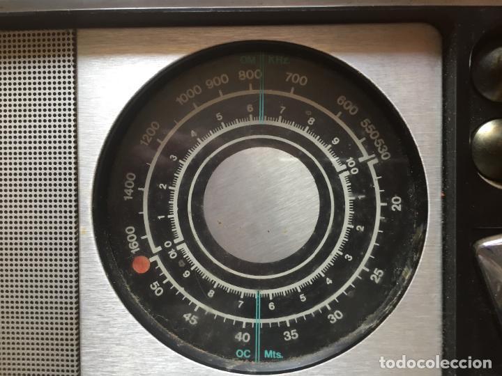 Radios antiguas: RADIO INTER NIZA II, VINTAGE AÑOS 70 LEER - Foto 13 - 120912335