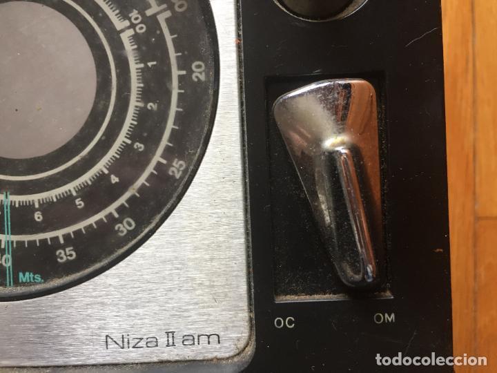 Radios antiguas: RADIO INTER NIZA II, VINTAGE AÑOS 70 LEER - Foto 15 - 120912335