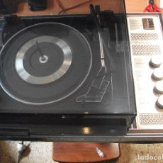Radios antiguas: TOCADISCOS WERNER AUTOMATICO VSL 96/D STEREO PEPETO. ELECTRONICA VER FOTOS Y VIDEO. Lote 121384459