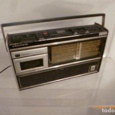 Radios antiguas: GRUNDIG RADIO CASSETTE VINTAGE C 6000. Lote 121674891