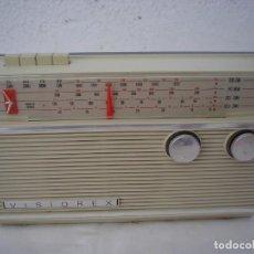 Radios antiguas: RADIO MULTIBANDAS VISIOREX. Lote 121811019