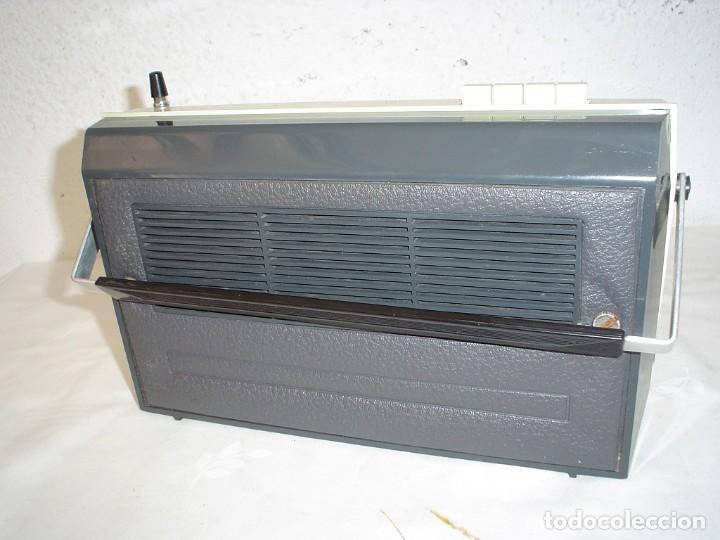 Radios antiguas: RADIO MULTIBANDAS VISIOREX - Foto 4 - 121811019