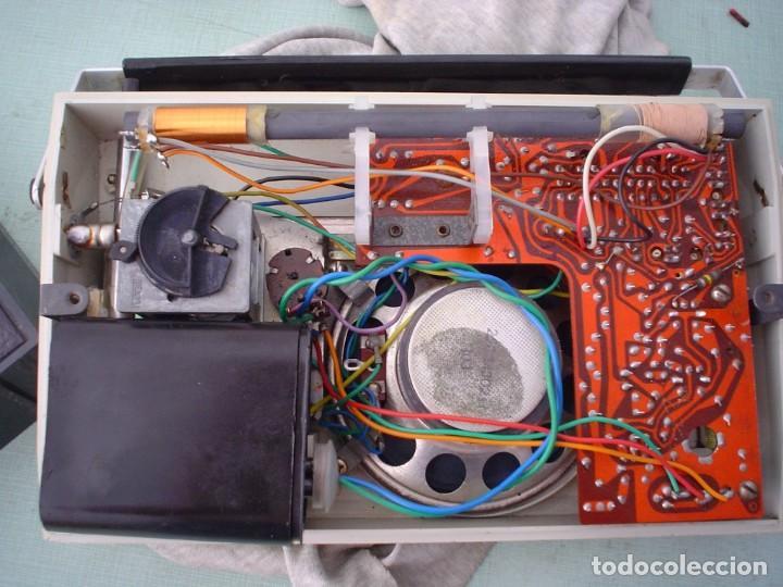 Radios antiguas: RADIO MULTIBANDAS VISIOREX - Foto 5 - 121811019