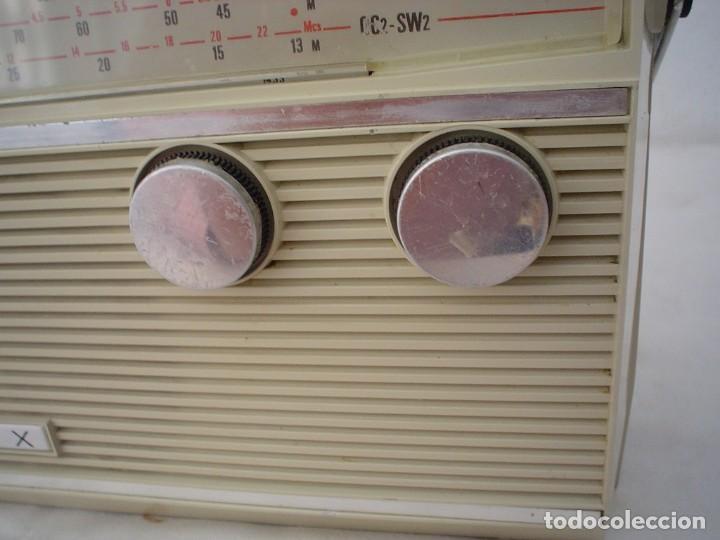 Radios antiguas: RADIO MULTIBANDAS VISIOREX - Foto 9 - 121811019