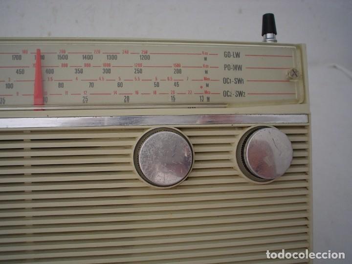Radios antiguas: RADIO MULTIBANDAS VISIOREX - Foto 10 - 121811019