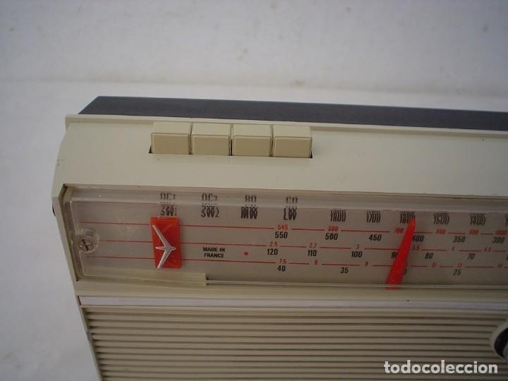Radios antiguas: RADIO MULTIBANDAS VISIOREX - Foto 11 - 121811019