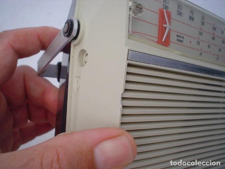 Radios antiguas: RADIO MULTIBANDAS VISIOREX - Foto 12 - 121811019