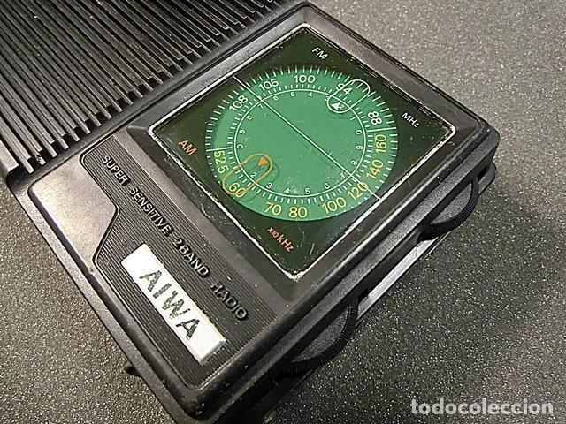 AIWA - TRANSISTOR (Radios, Gramófonos, Grabadoras y Otros - Transistores, Pick-ups y Otros)