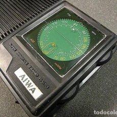 Radios antiguas: AIWA - TRANSISTOR. Lote 122019135
