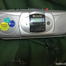 Radios antiguas: RADIO DIGITAL AIWA. Lote 122115827