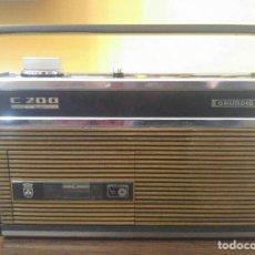 Radios antiguas: CASSETTE GRUNDIG AUTOMATIC 200, VINTAGE. Lote 122132250