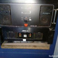 Radios antiguas: AMPLIFICADOR BELL. Lote 122133755