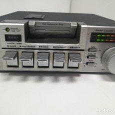 Radios antiguas: AIWA L22 STEREO CASSETTE DECK. MUY RARO. . Lote 122320247