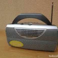 Radios antiguas: RADIO TRANSISTOR MULTIBANDA GRUNDIG CONCERT BOY 60 FUNCIONANDO . Lote 122487135