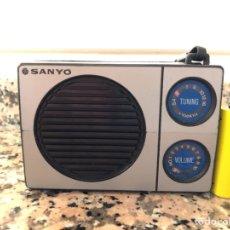Radios antiguas: RADIO SANYO RP 1245, VINTAGE. Lote 122496698
