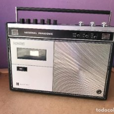 Radios antiguas: NATIONAL PANASONIC - STEREO CASSETTE RECORDER RS-2645 - ALTAVOZ SEPARABLE - VER FOTOS. Lote 122684199