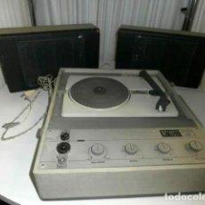 Radios antiguas: TOCADISCOS DE MALETA READERS DIGEST AÑOS 60 - 70 . Lote 122717479