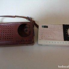 Radios antiguas - radio transistor Sanyo - 123162627
