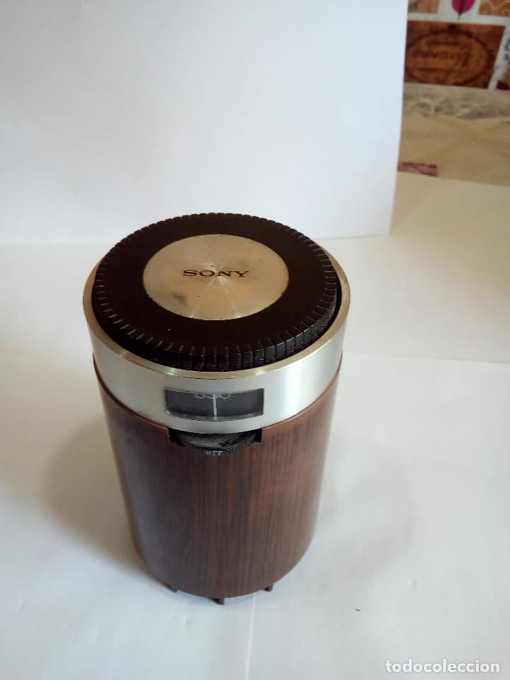 RADIO SONY TR-1829 AÑOS 70 (Radios, Gramófonos, Grabadoras y Otros - Transistores, Pick-ups y Otros)