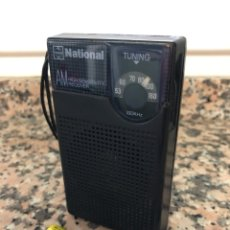 Radios antiguas: RADIO TRANSISTOR NATIONAL, R 1007, VINTAGE. Lote 123325548