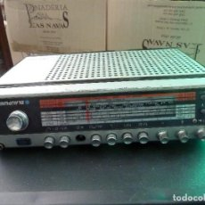 Radios antiguas: RADIO TRANSISTOR BLAUPUNKT DERBY COMMANDER. Lote 123389407