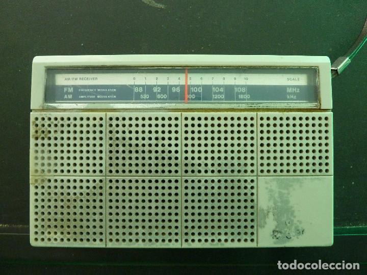 RADIO TRANSISTOR SANYO RP 5133 (Radios, Gramófonos, Grabadoras y Otros - Transistores, Pick-ups y Otros)