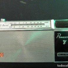 Radios antiguas: RADIO TRANSISTOR PANASONIC. Lote 123542931