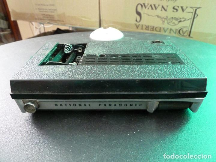 Radios antiguas: RADIO TRANSISTOR PANASONIC - Foto 5 - 123542931