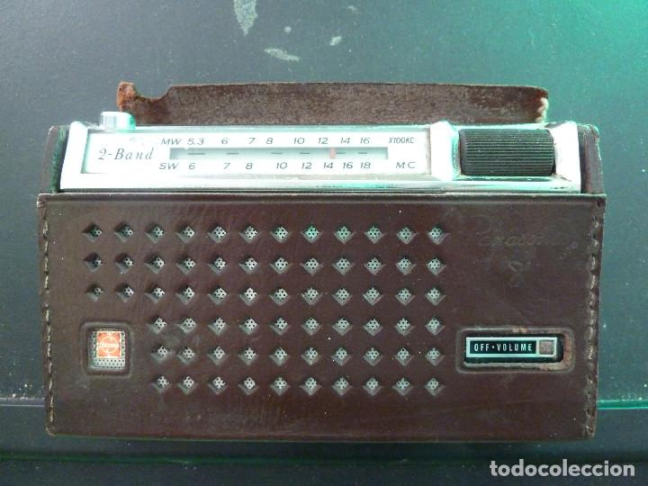 Radios antiguas: RADIO TRANSISTOR PANASONIC - Foto 7 - 123542931