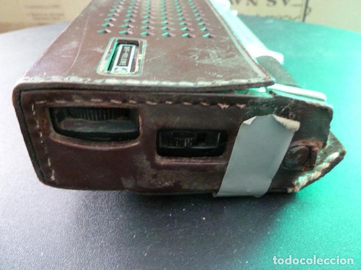 Radios antiguas: RADIO TRANSISTOR PANASONIC - Foto 8 - 123542931