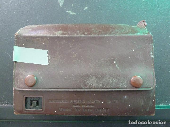 Radios antiguas: RADIO TRANSISTOR PANASONIC - Foto 12 - 123542931