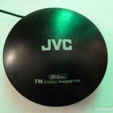 Radios antiguas: FM STEREO TRANSMITTER JVC HA-W500RF. Lote 123548575