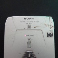 Radios antiguas - MINIDIC SONY MZ-E33 - 123548991