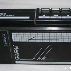 Radios antiguas: RADIO CASSETTE WALKMAN POINTER Z-10 STEREO. Lote 123551083