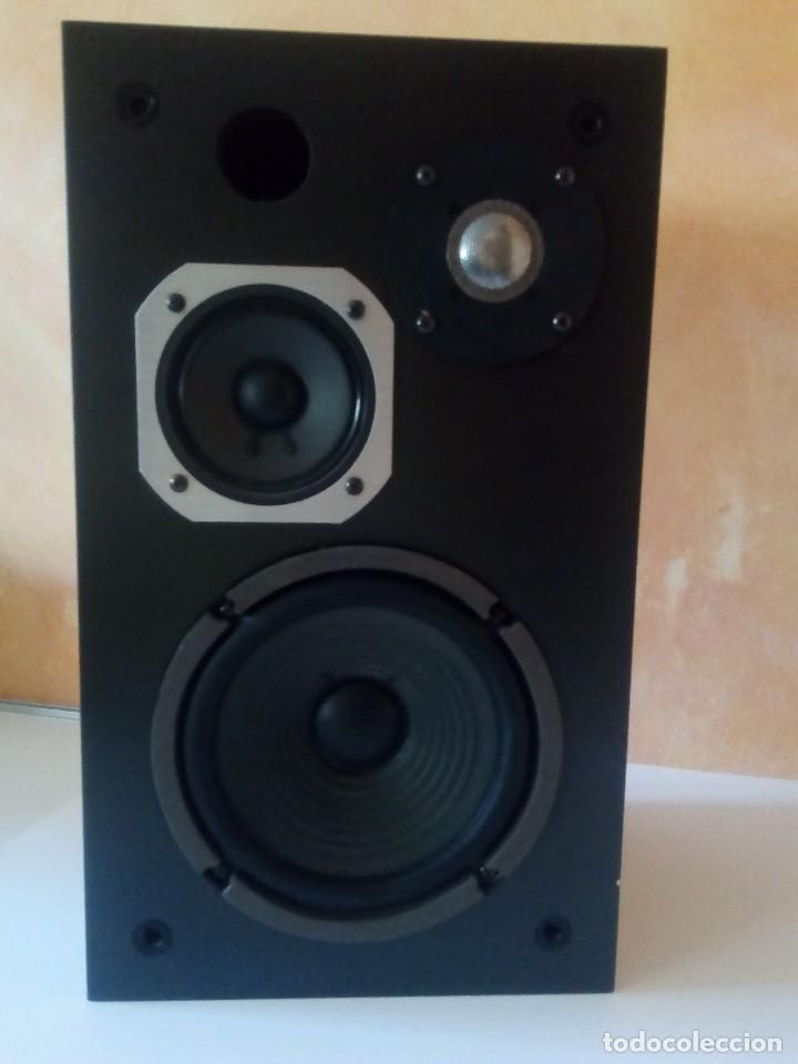 Radios antiguas: Pareja de altavoces Fisher 70W - Foto 5 - 124033887
