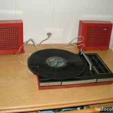 Radios antiguas: TOCADISCOS PICKUP PICK UP ESTÉREO STEREO TRANSISTORES. Lote 124397223