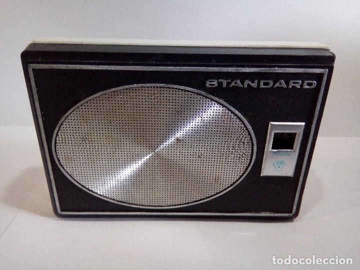TRANSISTOR STANDARD AÑOS 60 (Radios, Gramófonos, Grabadoras y Otros - Transistores, Pick-ups y Otros)