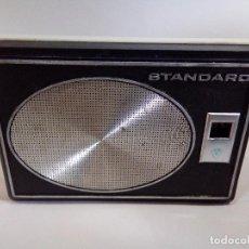 Radios antiguas: TRANSISTOR STANDARD AÑOS 60. Lote 124397331