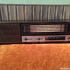 Radios antiguas: RADIO INTER GRUNDIG 515 E FUNCIONANDO. Lote 125289910