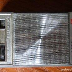 Radios antiguas: RADIO 6 TRANSISTORES AIWA AR-666 FUNCIONANDO. Lote 125320963