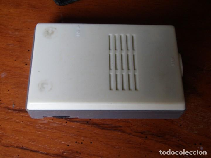 Radios antiguas: RADIO 6 TRANSISTORES AIWA AR-666 FUNCIONANDO - Foto 3 - 125320963
