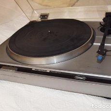 Radios antiguas: KENWOOD KD-40R: PLATO GIRADISCOS - TURNTABLE - TOURNE-DISQUE - PLATTENSPIELER. Lote 125348035