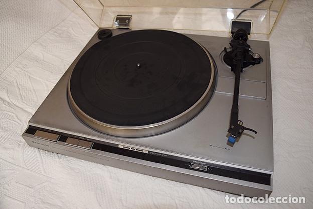 Radios antiguas: Kenwood KD-40R · Tocadiscos funcionando perfectamente - Turntable - Tourne-disque - Plattenspieler - Foto 7 - 125348035