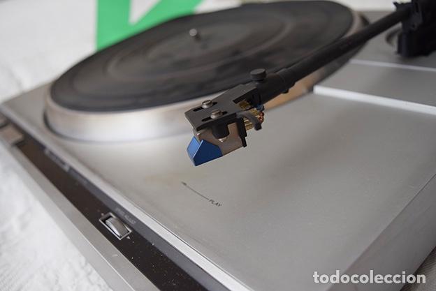 Radios antiguas: Kenwood KD-40R · Tocadiscos funcionando perfectamente - Turntable - Tourne-disque - Plattenspieler - Foto 8 - 125348035