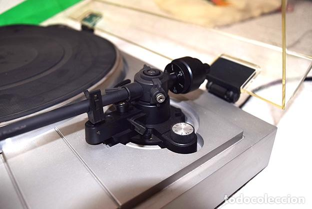 Radios antiguas: Kenwood KD-40R · Tocadiscos funcionando perfectamente - Turntable - Tourne-disque - Plattenspieler - Foto 9 - 125348035