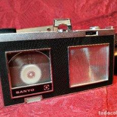 Radios antiguas: GRABADORA DETECTIVE SANYO MOD. MICRO-PACK 35 (JAPAN 1964) -. Lote 126000963
