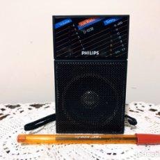 Radios antiguas: RADIO TRANSISTOR PHILIPS D - 1038,. Lote 126493567