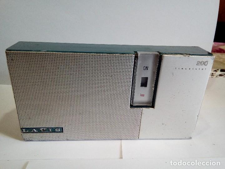 TRANSISTOR LAVIS 200 (Radios, Gramófonos, Grabadoras y Otros - Transistores, Pick-ups y Otros)