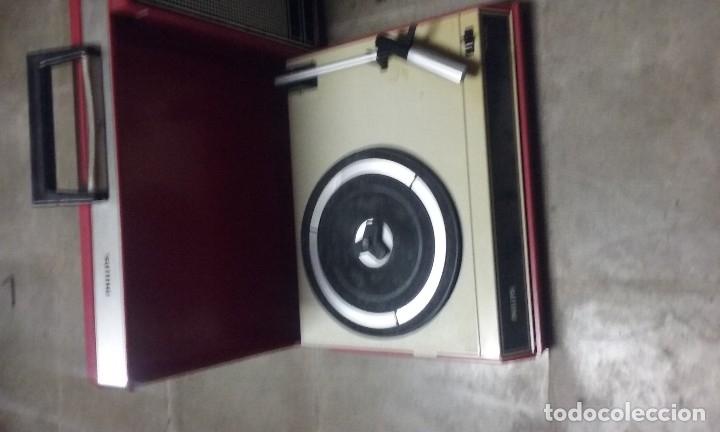 Radios antiguas: tocadiscos philips - Foto 4 - 126583987